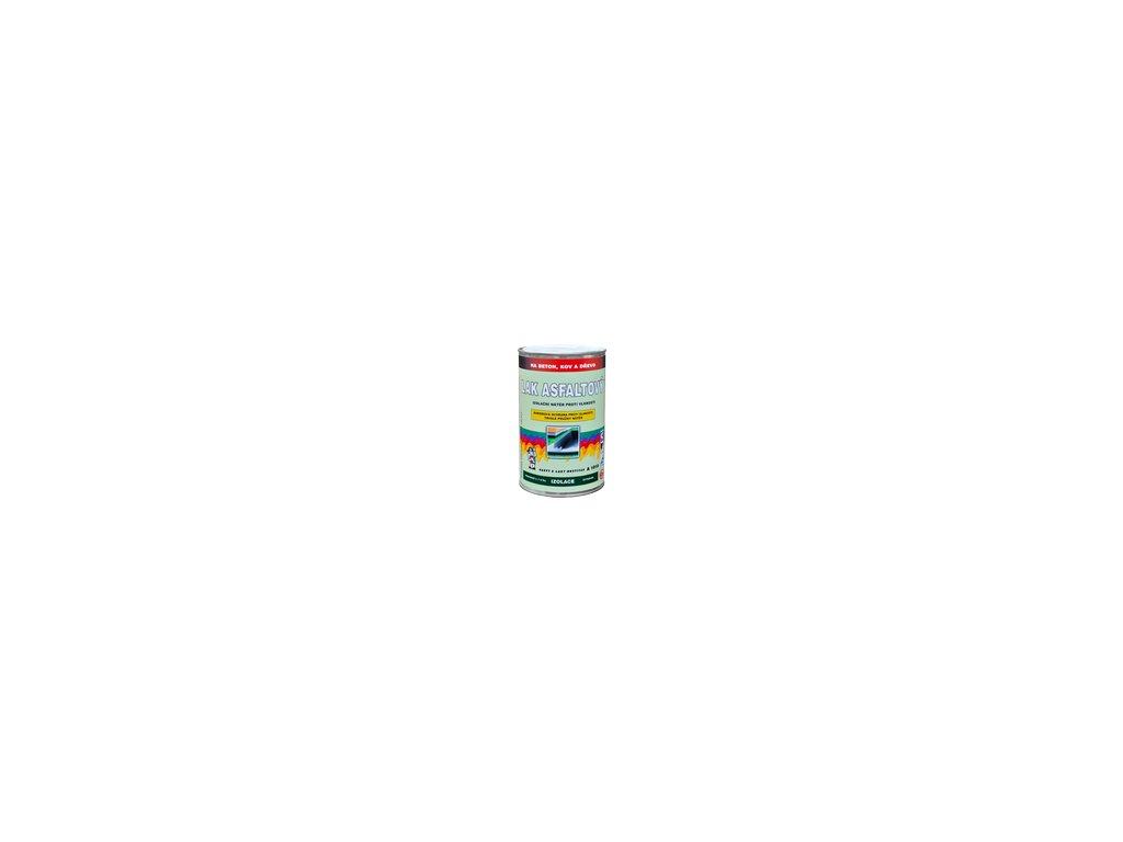 Asfaltový lak proti vlhkosti A1010 9kg hydroizolačný