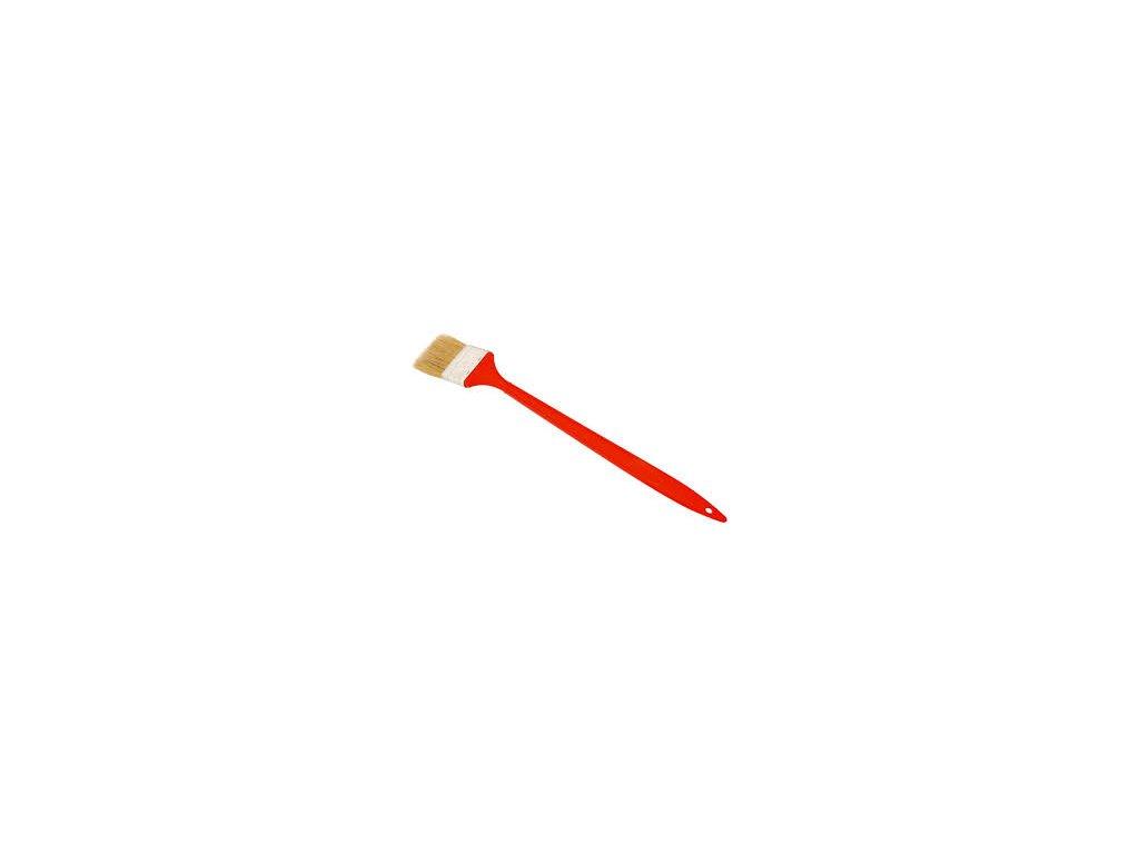 Štetec profi zarohový červený C 1/25mm komfort mako 255125