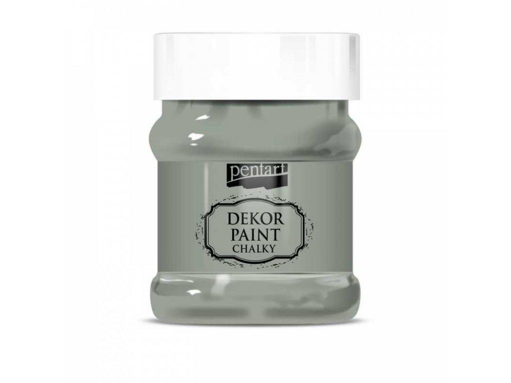 dekor paint soft 100 ml hneda