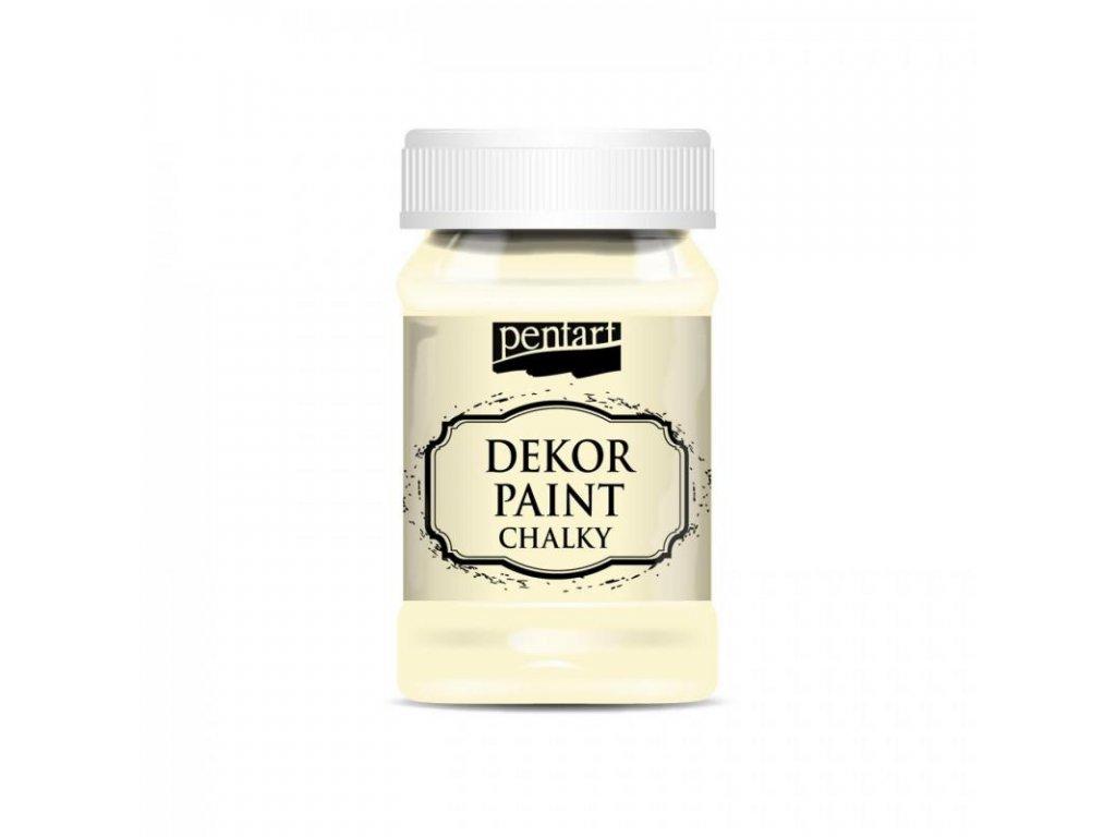 dekor paint soft 100 ml slonovinova