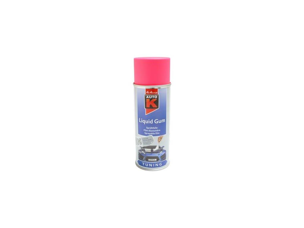 liquid gum neon ruzova