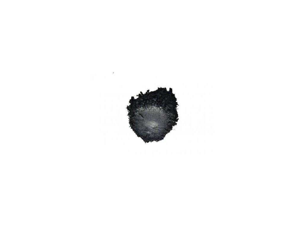 858 metalicky prasek black pearl dx 50g