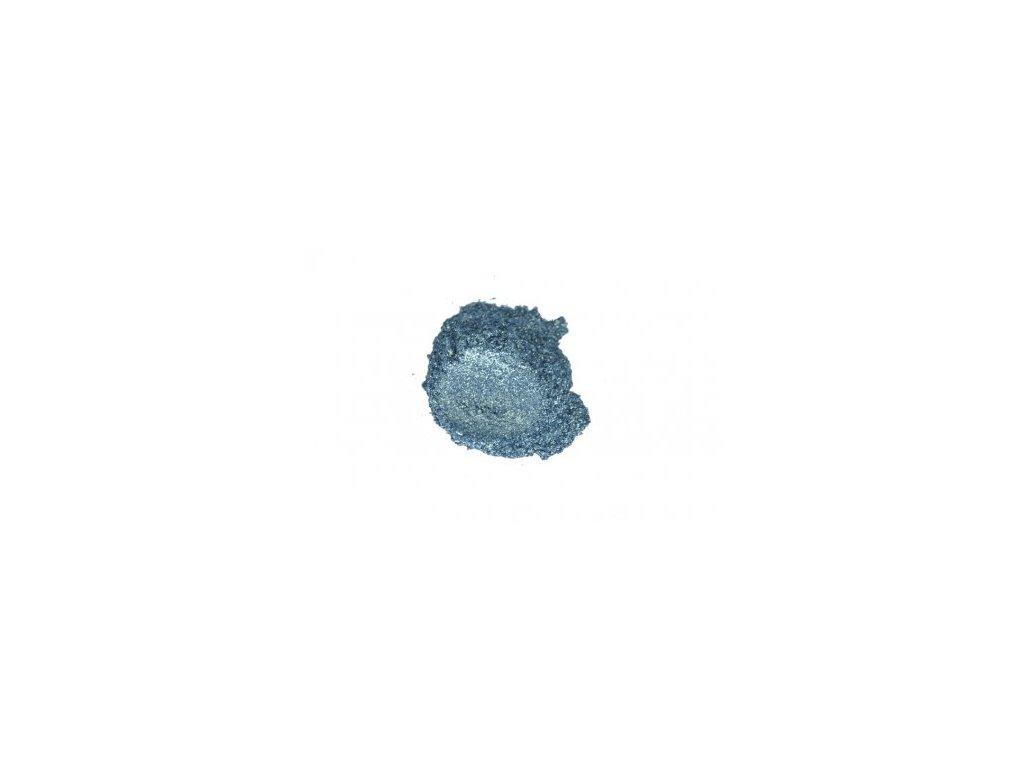879 blue metal