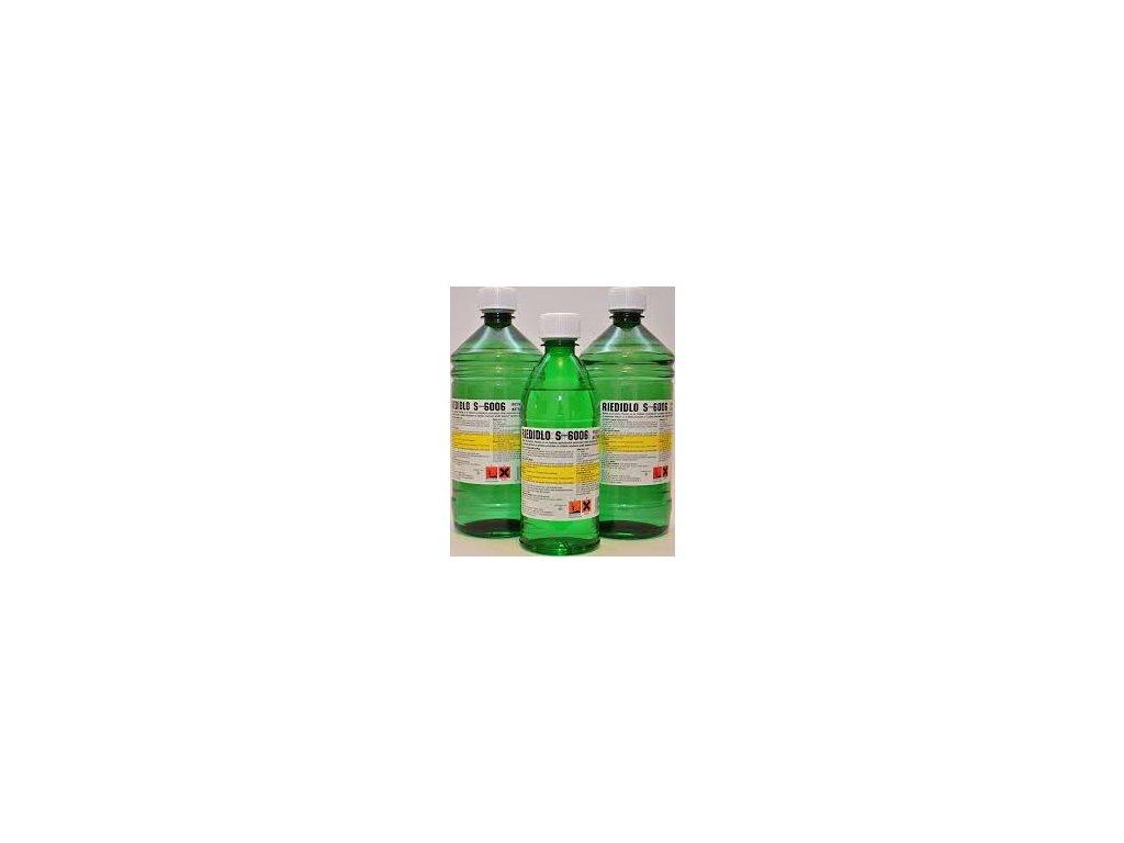 Riedidlo S 6006 syntetické a olejové 1L ELASTIC