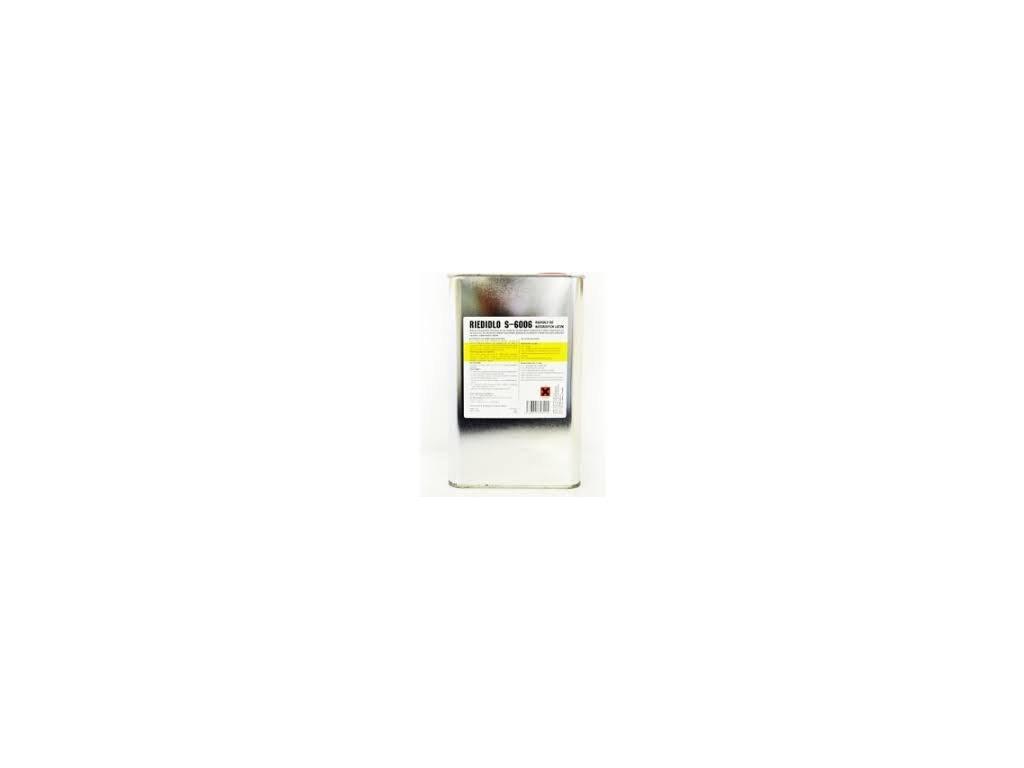Riedidlo S 6006 syntetické a olejové 9L ELASTIC