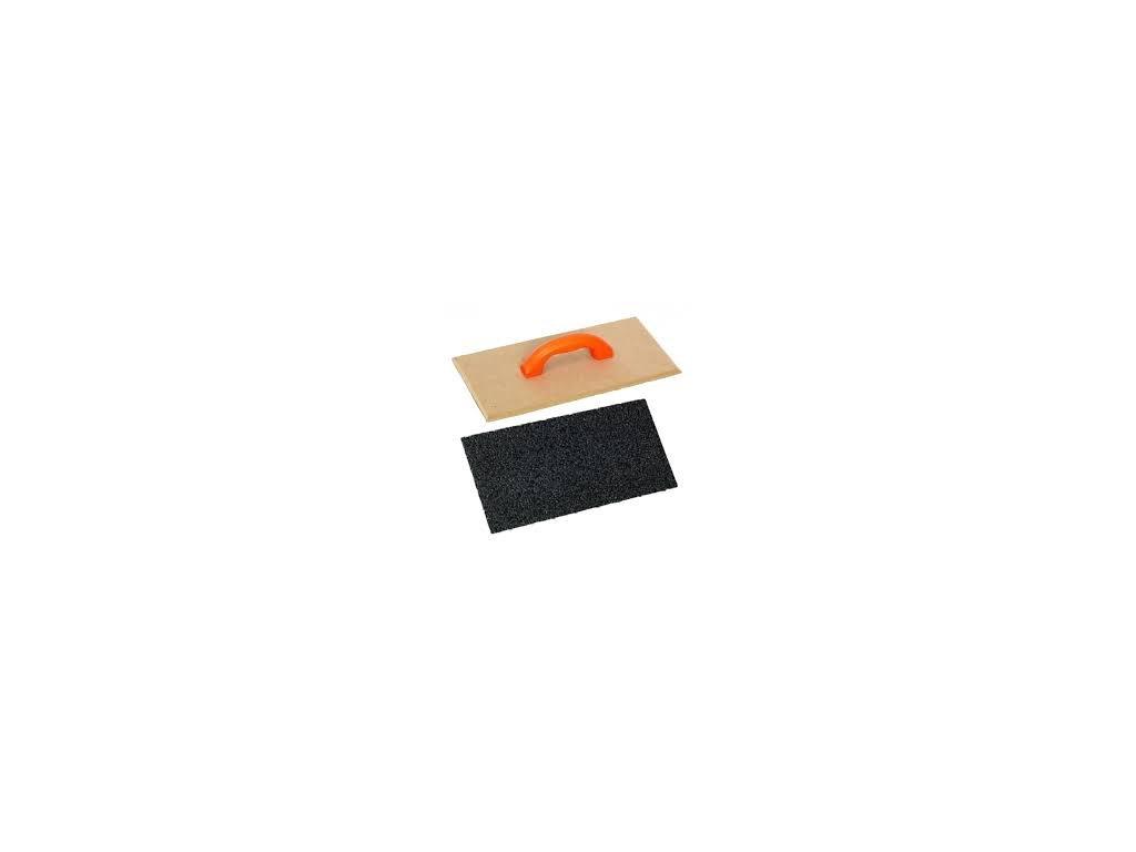 Hladidlo brúsne 400 x 200 mm na polystyren 32318