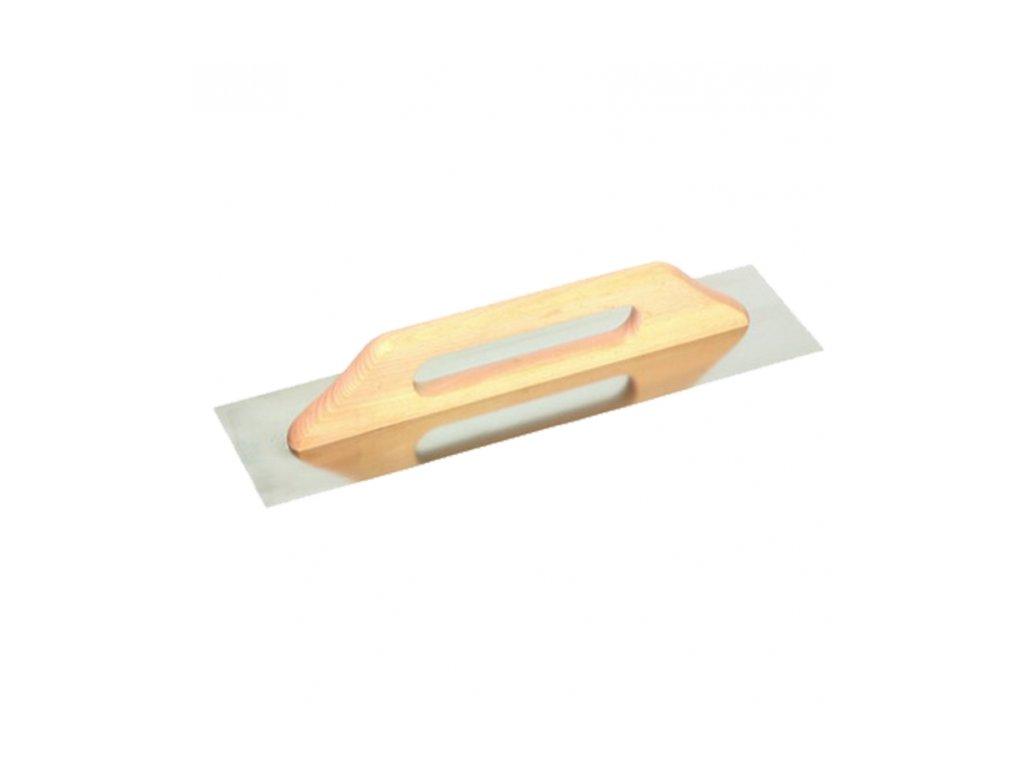 Hladidlo švajčiarske drevená rúčka 480 x 130 mm 31082