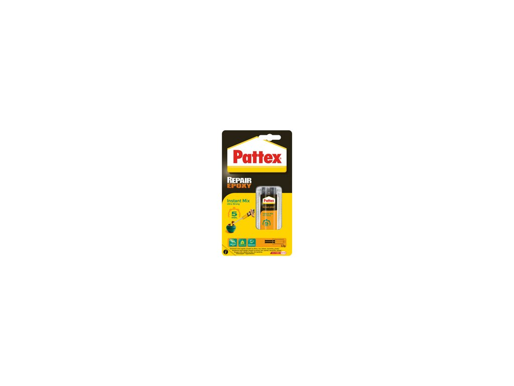 PATTEX repair epoxy ul.strong 5.min 11ml