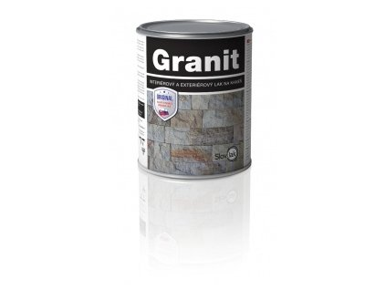 Granit lak na kamen 0,7l lesklý