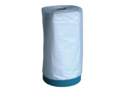 Zakrývacia fólia CQ s páskou exterier 180cm x 20m 839118