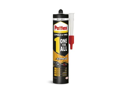 Pattex for all express lepidlo a tmel 390g