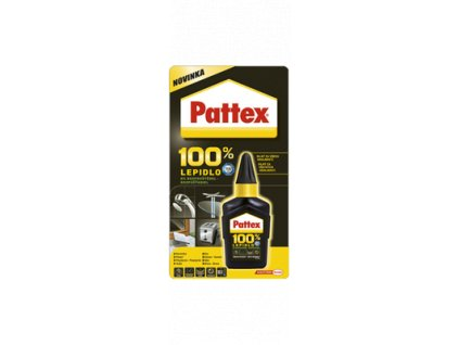 Pattex 100% 50g lepidlo pre domácnost