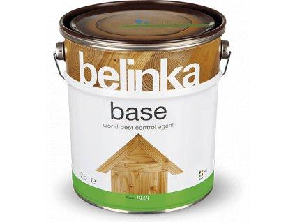 Belinka Base impregnácia dreva 2,5l bezfarebné