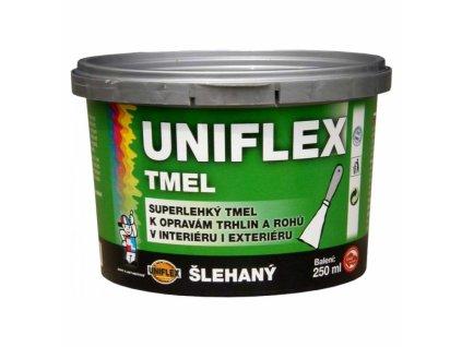 UNIFLEX Šľahaný tmel  biely 250 ml