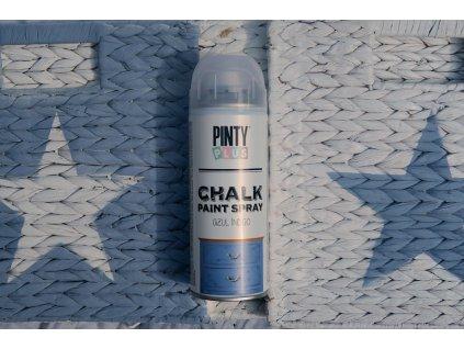 Pinty Plus kriedový sprej tmavá modrá 400ml CK795