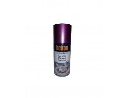 BELTON Perleťový efekt 150ml fialový