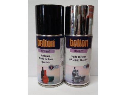 BELTON Chrom suprava sprej 2 x 150 ml
