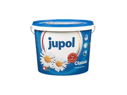 Jupol classic vnútorná 15l-24.2kg biela farba
