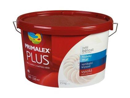 Primalex plus biela maliarska farba interierova