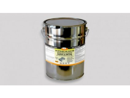 EPOXID Sinepox LAS S 2636 epoxidova farba SET 5Kg+tvrdidlo ral 7040 šedá