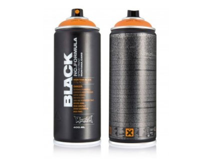 Montana Black graffiti sprej 400ml mix odtienov