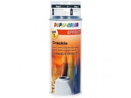 Crackle SPREJ -popraskaná štruktúra 400ml biely