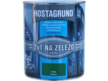 Hostagrund 2/1 0.6l matná S 2160 mix podla odtienov