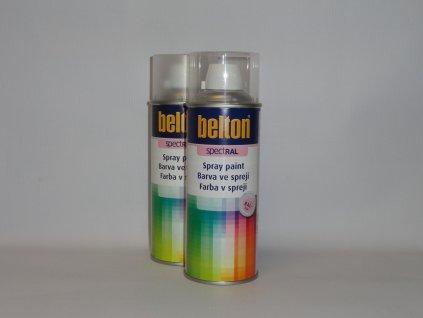 BELTON Lak v spreji 400ml lesklý bezfarebný
