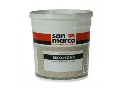 Decorfond - penetračný náter  biely 1L
