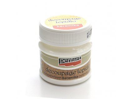 DECOUPAGE lepidlo na keramiku 50ml 0649