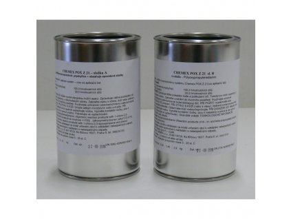 Chemex POX Z21 epoxidová živica na zalievanie číra 12,9 kg TOP kvalita