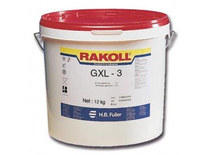 Rakoll GXL 3 PVAc lepidlo na drevo 0,5l