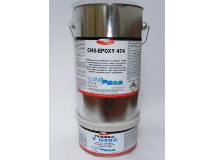 CHS Epoxy 474/T 0492 set epoxidová penetrácia 9,2kg