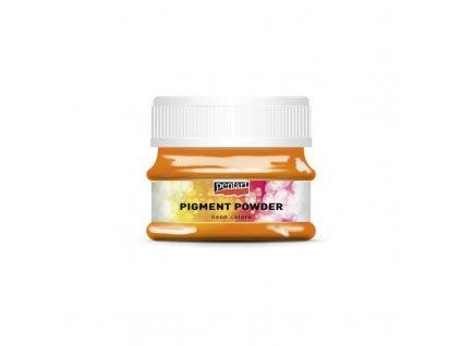 Pigmentový prášok NEON oranžový 6g 34350