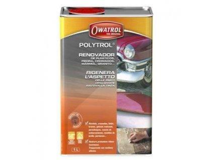 Owatrol POLYTROL -1L reštaurátor plastu, laminátu, keramiky a kovu