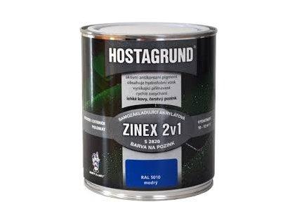 Hostagrund zinex 2/1 2,5l  S2820 polomat mix podla vzorkovnika