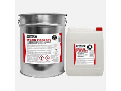 EPOXIN F1000 DRY epoxidovy penetracny nater 30kg transparent