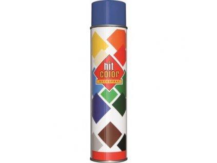 Hitcolor sprej ral 5010 600ml enzianova modra