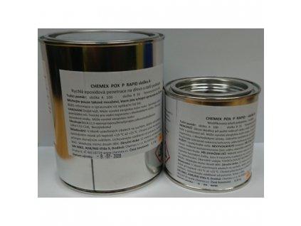 Chemex POX Rapid - sada 1,16 kg rychla penetracia