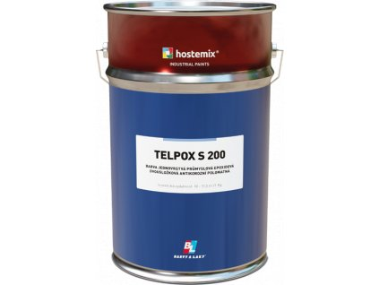 EPOXID Telpox S200 epoxidová dvojzložková 0,96kg mix podla vzorkovníka ral