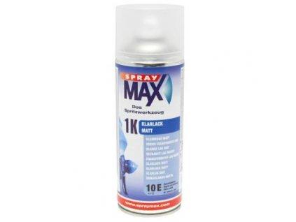 AE MAX 1K Bezfarebný jednozložkový lak 400 ml matný 680 050