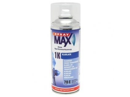 AE MAX 1K Bezfarebný jednozložkový lak 400 ml lesklý 680 051