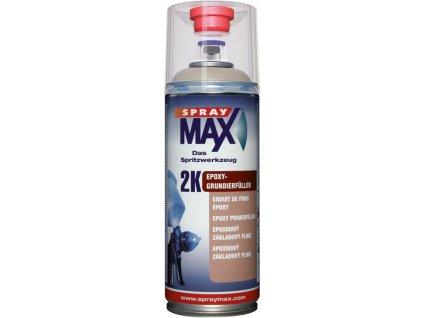 AE MAX 2K Epoxidová výplňová hmota 400 ml šedá 680 033