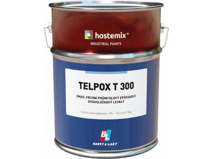 EPOXID Telpox T300 epoxidová dvojzložková lesklá 0,96kg mix podla vzorkovníka ral