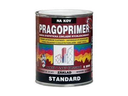 PRAGOPRIMER Štandard S2000/0100 0.6L biela