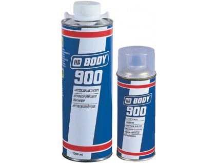 BODY 900 Spray antikorózny vosk 400ml