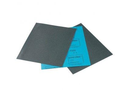 Brúsny papier rada 270 na brúsenie za mokra hárok 230mm x 280mm