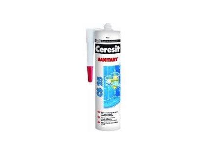 CERESIT Sanitar silikon CS25 280ML cementgrey