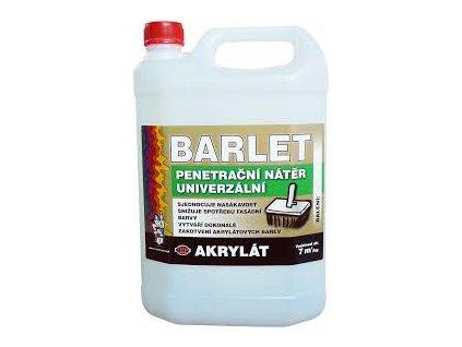 BARLET penetrácia akrylátová 10KG univerzálna V1307
