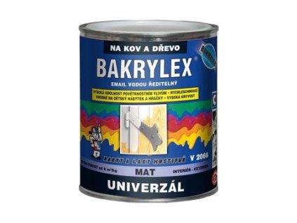 BAKRYLEX univerzál MAT 0250 palisander  0,7kg
